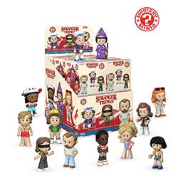 MYSTERY MINI STRANGER THINGS S3 12pc PDQ