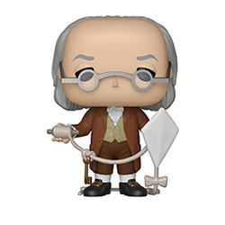 FU41709-POP ICONS BENJAMIN FRANKLIN