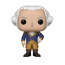 FU41711-POP ICONS GEORGE WASHINGTON