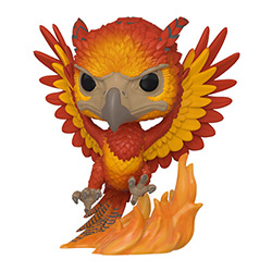 POP HARRY POTTER FAWKES