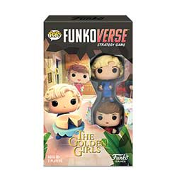 FU42633-FUNKOVERSE 2PK GOLDEN GIRLS EX
