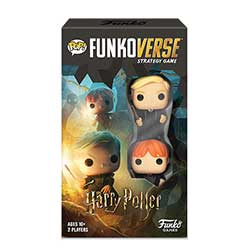 FU42644-FUNKOVERSE 2PK HARRY POTTER EX