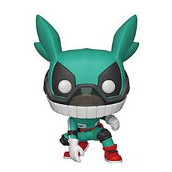 POP MY HERO ACADEMIA DEKU W/ HELMET