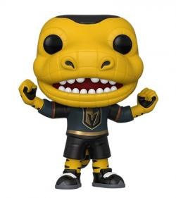 POP! NHL MASCOTS KNIGHTS CHANCE GILA MONSTER