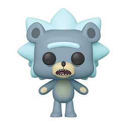 FU44250-POP RICK & MORTY RICK TEDDY