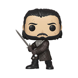 FU44446-POP TV GOT JON SNOW