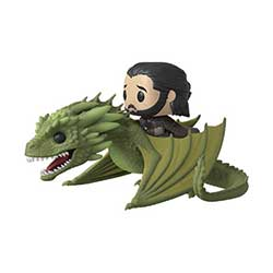 FU44448-POP RIDES GOT JON SNOW
