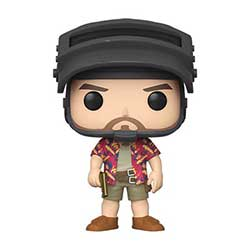 FU44723-POP VG PUBG HAWAIIAN SHIRT GUY