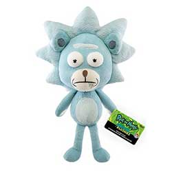 FU44833-RICK & MORTY PLUSH TEDDY RICK