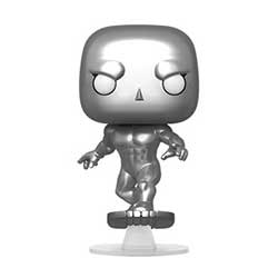 FU44992-POP MVL FANTASTIC FOUR SILVER
