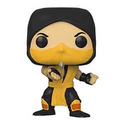 FU45110-POP VG MORTAL KOMBAT SCORPION
