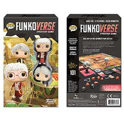 FU45317-FUNKOVERSE 2PK GOLDEN GIRLS101