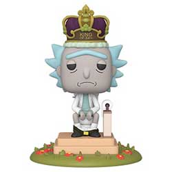 FU45437-POP DELUXE RICK & MORTY KING
