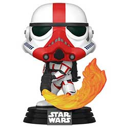 FU45542-POP STAR WARS INCINERATOR STRM
