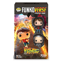FUG46068-FUNKOVERSE 2PK BACK TO THE FUTURE