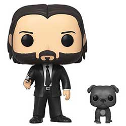 FU47238-POP JOHN WICK W/ DOG