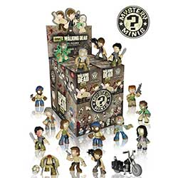 FU4768-MYSTERY MINIS TV TWD S3