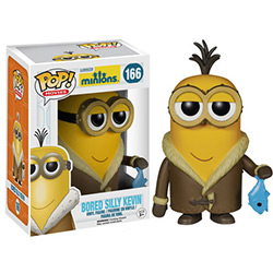 FU5108-POP MINIONS BORED SILLY KEVIN