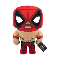 FU53889-POP PLUSH MARVEL LUCHADORES DEADPOOL