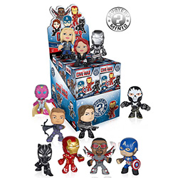 FU7480-MYSTERY MINIS MVL CIVIL WAR