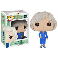 FU9121-POP TV GOLDEN GIRLS ROSE