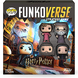 FUG45892-FUNKOVERSE 4PK HARRY POTTER 102