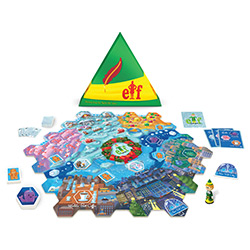 FUG48714-ELF JOURNEY FROM THE NORTH POLE GAME