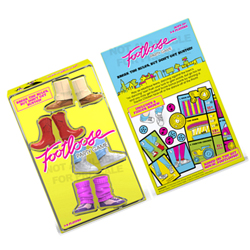 FUG48716-FOOTLOOSE PARTY GAME