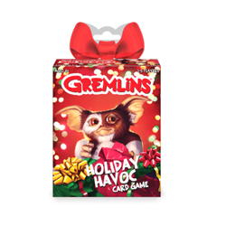 FUG49254-GREMLINS HOLIDAY HAVOC CARD GAME