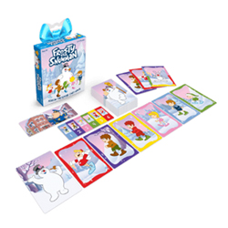 FUG49351-FROSTY THE SNOWMAN CARD GAME