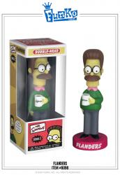 FUWSIMP2NEFL-SIMPSONS 2 NED FLANDERS BOBBLE