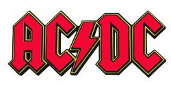 FHEFFLACDC-FOAM 3D LOGO ACDC