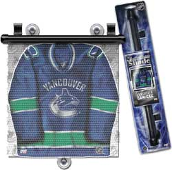 JERSEY WINDOW SHADE CANUCKS