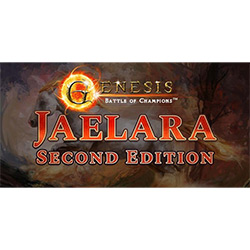GENESIS JAELARA 2ND EDITION 2 PLAYER VS DECK