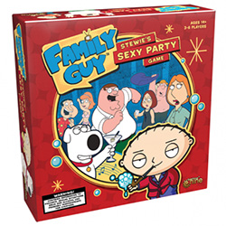 FAMILY GUY STEWIE'S SEXY PARTY