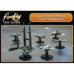 GF9FIRE007-FIREFLY EXPANSION SHIP MODELS