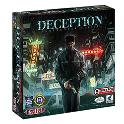 GFG96706-DECEPTION UNDERCOVER ALLIES