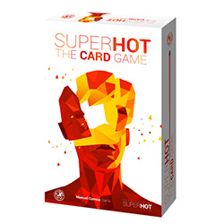 GFG96708-SUPERHOT THE CARD GAME
