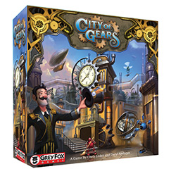 GFG96718-CITY OF GEARS GAME