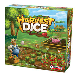 GFG96744-HARVEST DICE GAME