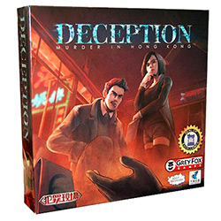 GFG96761-DECEPTION MURDER IN HONG KONG