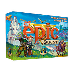 GLGTEQ-TINY EPIC QUEST GAME