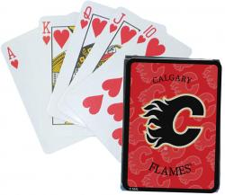 GSHPCCF-NHL PLAYING CARDS FLAMES (24)