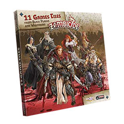 GUF028-ZOMBICIDE BP EXTRA TILES PACK