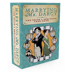 MARRYING MR DARCY CARD GAME