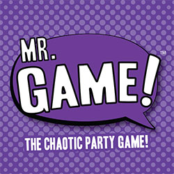 MR. GAME! CHAOTIC PARTY GAME