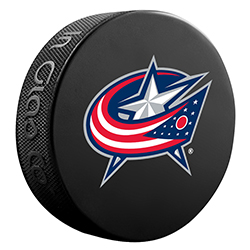 IBPCBJ-BASIC PUCK BLUE JACKETS
