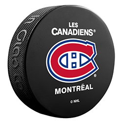 IBPMC-BASIC PUCK CANADIENS