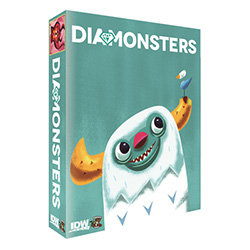 IDWG00739-DIAMONSTERS CARD GAME