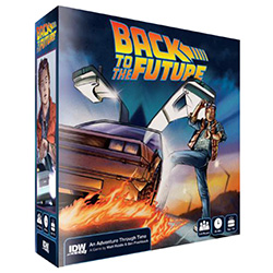 IDWG00927-BACK TO THE FUTURE GAME